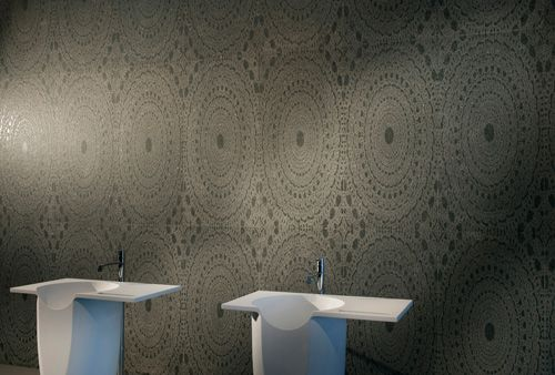 Patterned Marble Tiles by Antolini Luigi
