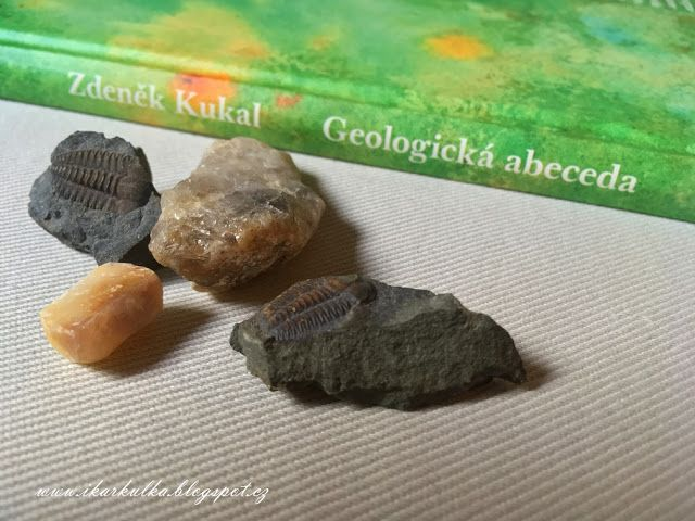 iKarkulka: Geologická abeceda