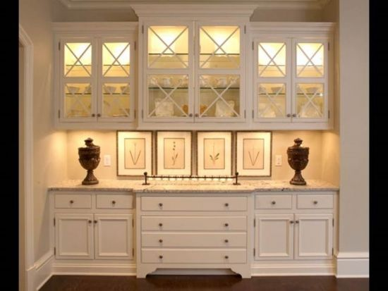 25 best ideas about built in buffet on pinterest built for Built in dining room cabinet designs