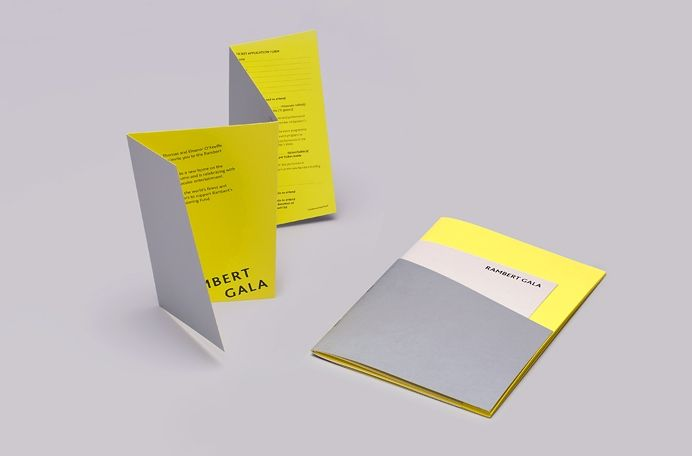 Invite Card and Programme – Two design