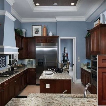 52 what does kitchen paint colors with oak cabinets most on most popular wall paint colors id=41249