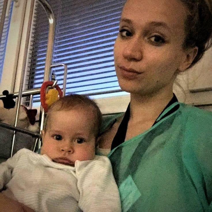 Amikor a babád szemébe nézel, nem gondolsz bele, hogy beteg is lehet.. Mi most mégis versenyt futunk az idővel