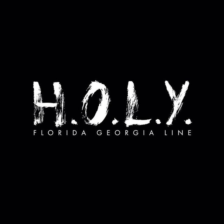 As promised, Florida Georgia Line's new single H.O.L.Y. represents a new chapter in the ACM Vocal Duo of the Year's career.