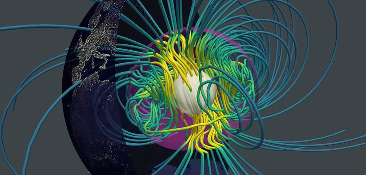 Taking a deep dive into our planet's turbulent core 3000 kilometers below surface level, geophysicists have emerged with high-definition 3D simulations showing the hidden mechanisms that govern the Earth's magnetic field.