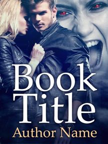 Paranormal romance premade ebook cover - only $69 at SelfPubBookCovers http://www.selfpubbookcovers.com/INeedABookCover