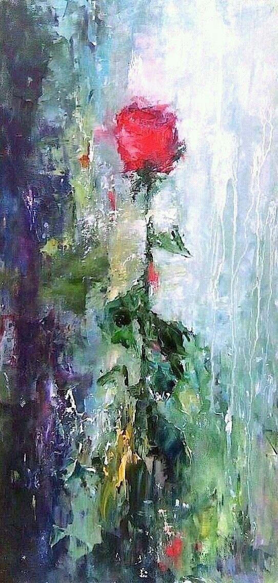 Роза Светланы Хвастовой
