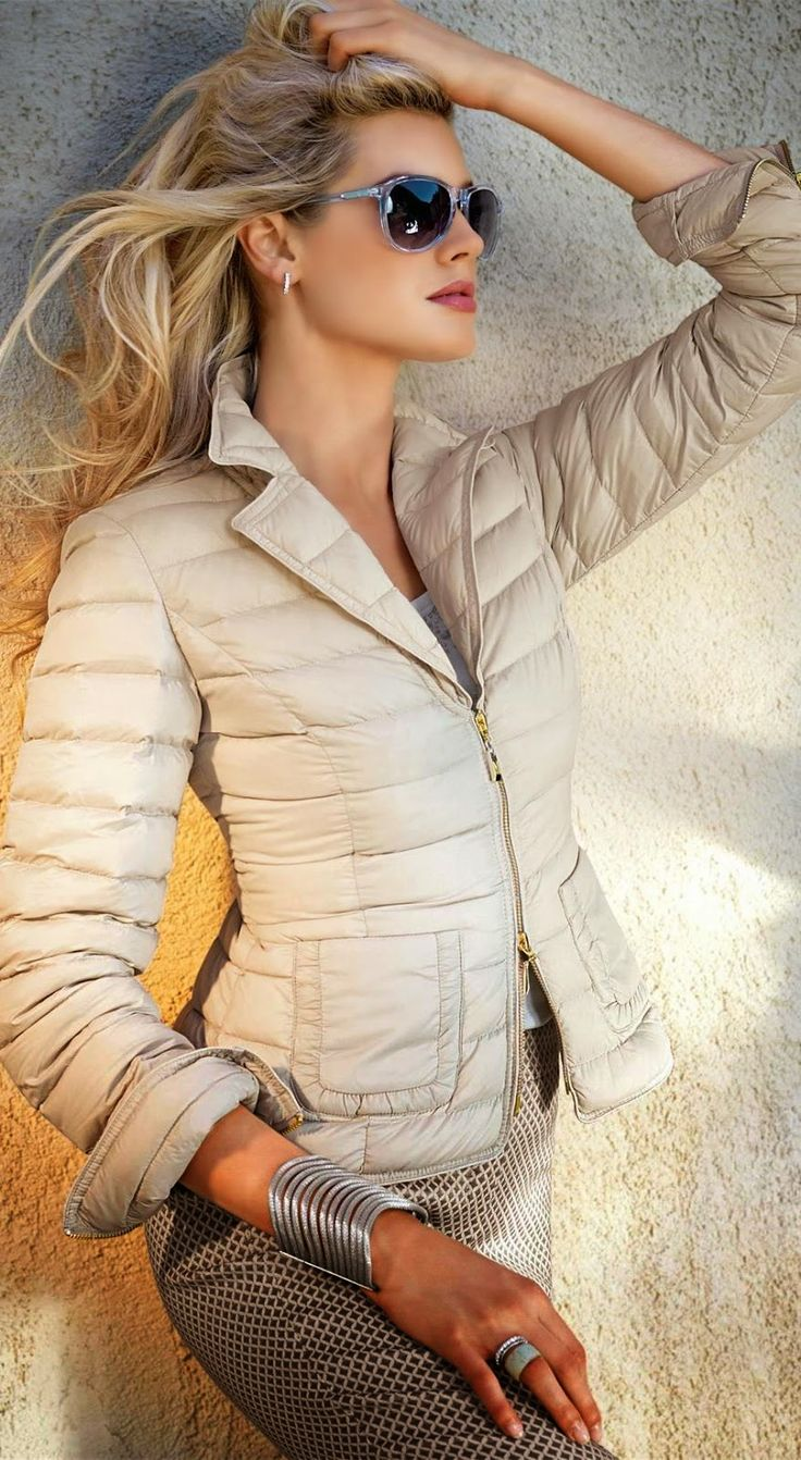 Madeleine Down Jacket