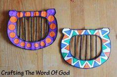 David's Harp (& other crafts)