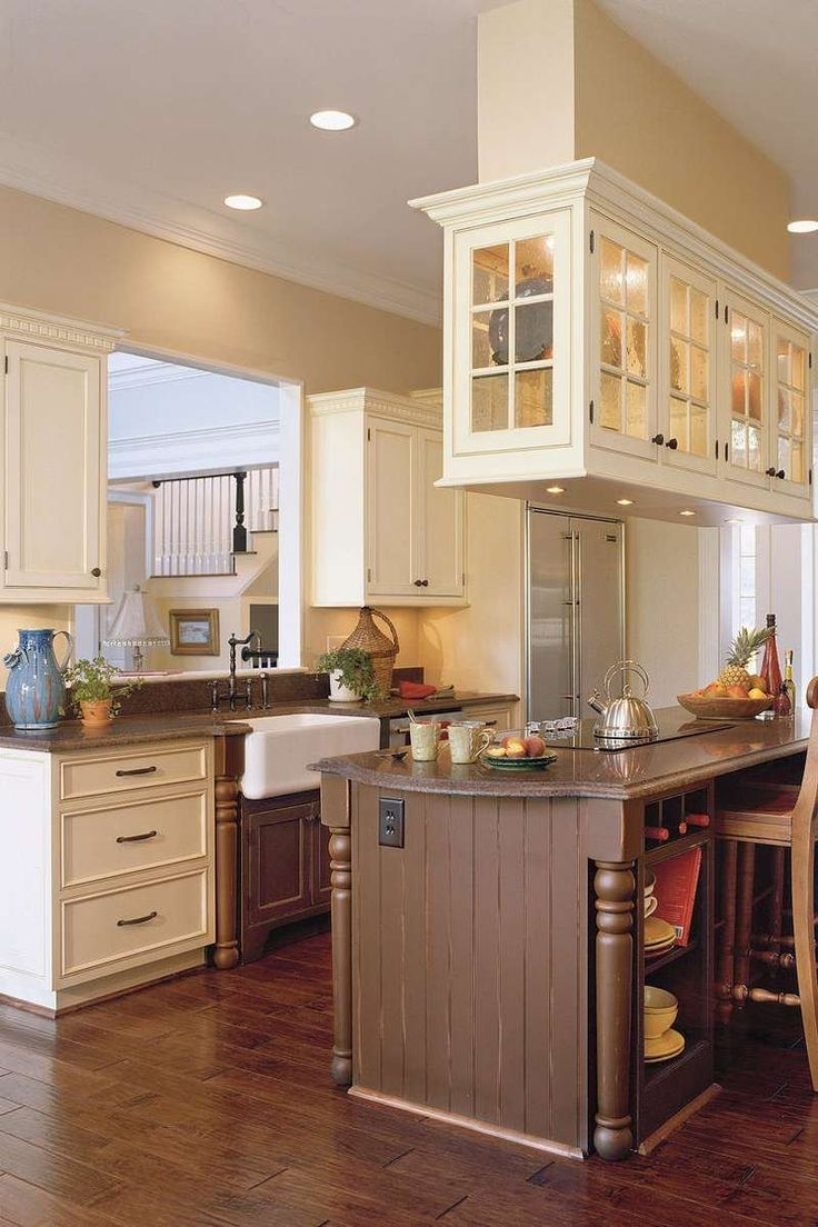 Southern Kitchen Design rustic southern kitchen Amazing Kitchens For Every Style