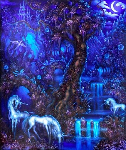 Unicorn Garden ~~ Reon Argondian