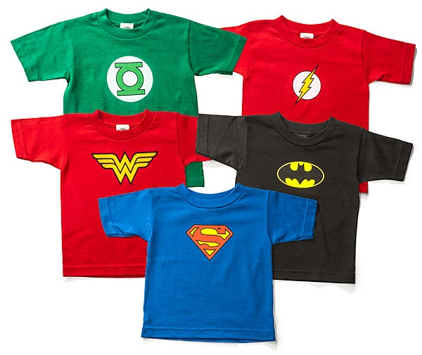 Shop for kids super hero clothes online at Target. Free shipping on purchases over $35 and save 5% every day with your Target REDcard.