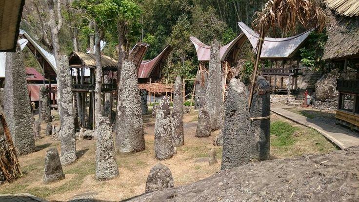 Bori parinding di Sangalangi, Sulawesi Selatan