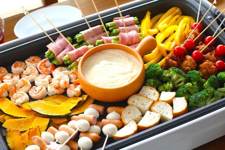 来客時はこれ♡味も見た目も重視したいパーティーレシピ - Locari(ロカリ)