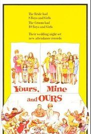 Yours, Mine and Ours Poster Lucy was Helen North Beardsley