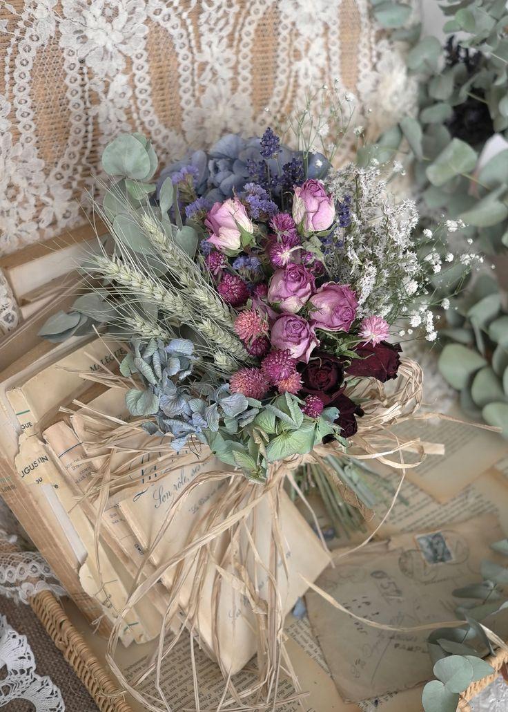 Les 19 meilleures images propos de fleurs s ch es sur for Site de fleurs
