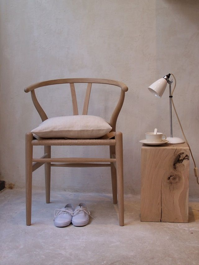 country mood with design objects