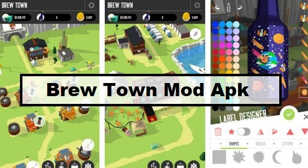 Brew Town v0 0 1 Mod Apk Money Download | Andriod Games/Apps