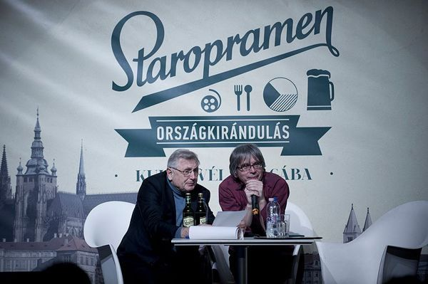 STAROPRAMEN ORSZÁGKIRÁNDULÁS by UP Advertising , via Behance