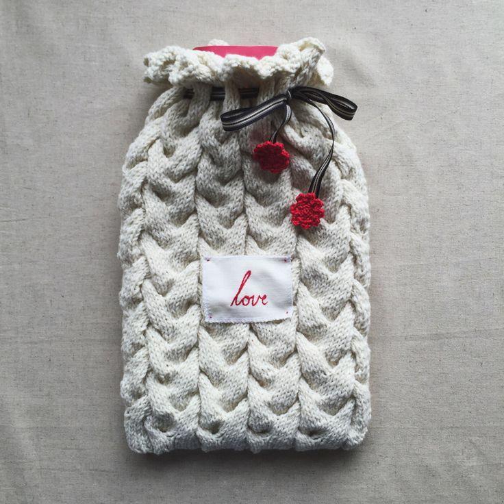 Hot Water Bottle Cover - Lapoplap | shop.kamersvol.com