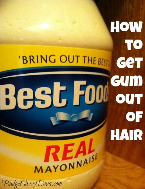 how to get stuck hair out of razor