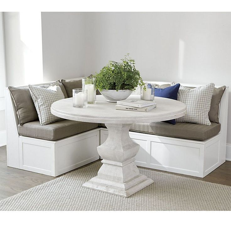 Corner Table With Bench Seating: 25 BEST WAYS TO STYLE A COFFEE TABLE IN YOUR LIVING ROOM
