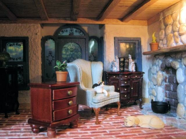 105 best chalets miniatures images on Pinterest Doll houses