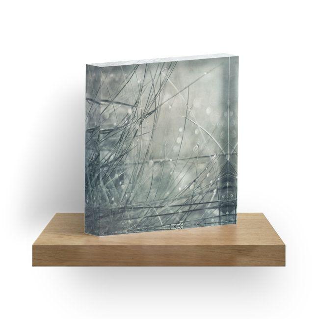 Dancing Light by Dirk Wuestenhagen Acrylic block