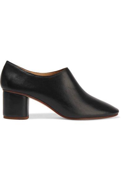 Joseph - Leather Ankle Boots - Black - IT37.5