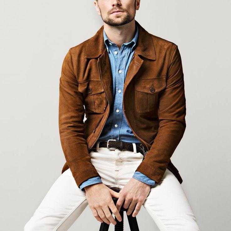 [Blog:] Hubert White Minneapolis Men's Style Blog - Hubert White