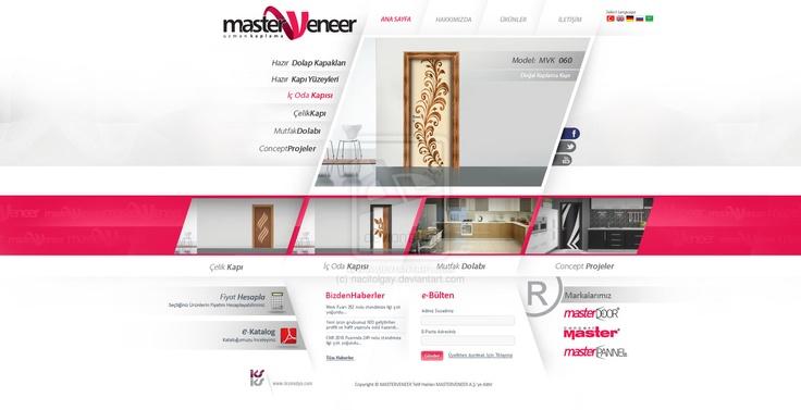 masterveneer uzmankaplama web site