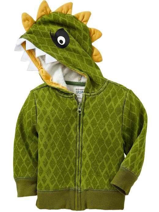 Dinosaur hoodie @ Old Navy...under $20. | Babbins Stuff ...
