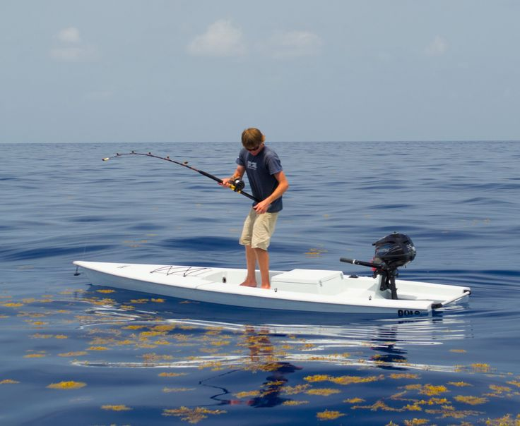 10 best motorized kayak images on pinterest motorized for Best stand up fishing kayak