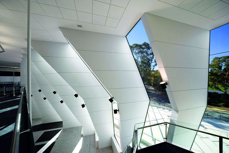 John Curtin School of Medical Research (Australian National University) by Lyons