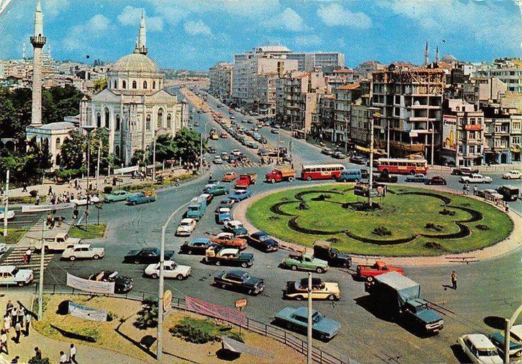 Aksaray Meydanı / 1960