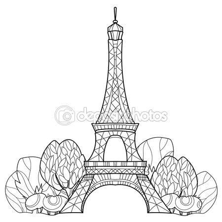 Worksheet. Ms de 25 ideas increbles sobre Dibujo de torre eiffel en