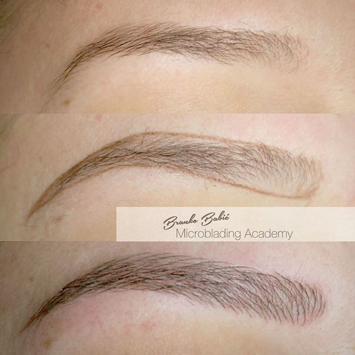 63 best images about microblading on pinterest permanent for How is microblading different to tattooing