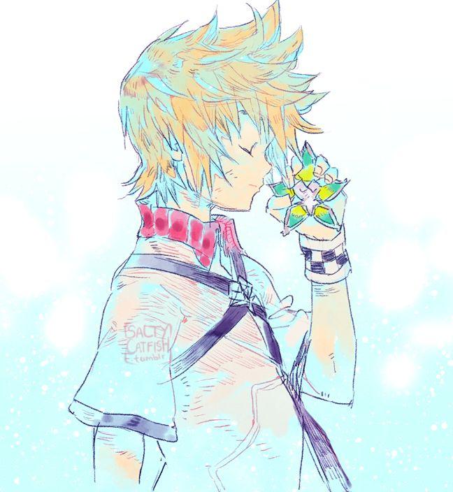 Ventus Kingdom Hearts