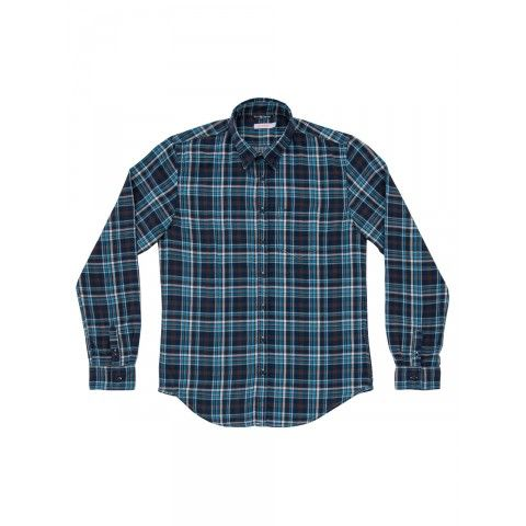 Shirt check. SUN68 Man FW15 #SUN68 #FW15 #man #shirt #check