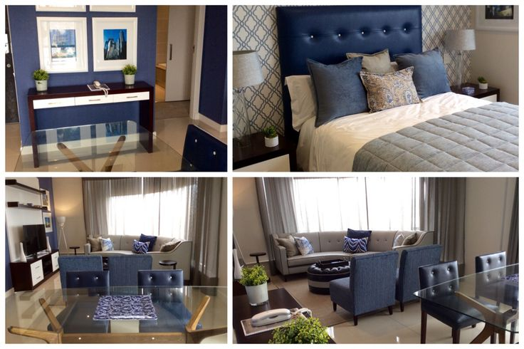 Completed Corporate apartment Sandton