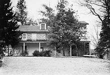 Benjamin Rush - family home and birthplace