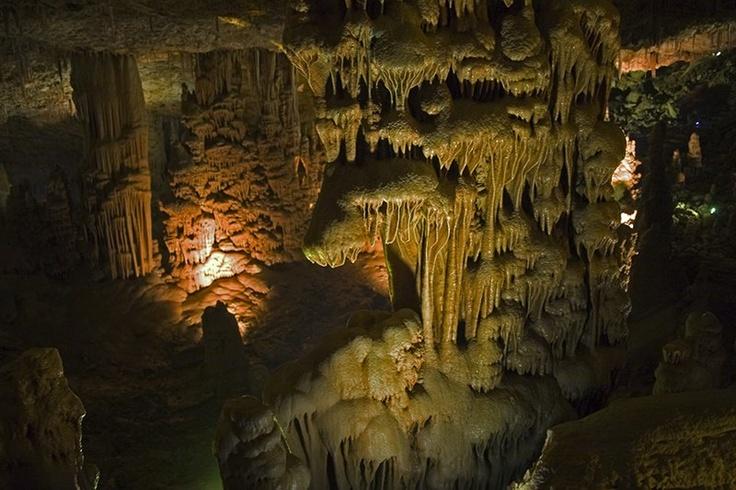 Сталактитовые пещеры (25 фото) / Картинки / SpyNet ...