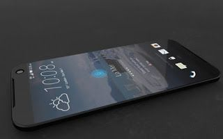 The scandal  HTC  One A9 hope to be launched on  September 29 was newly cracked with an iPhone-like model