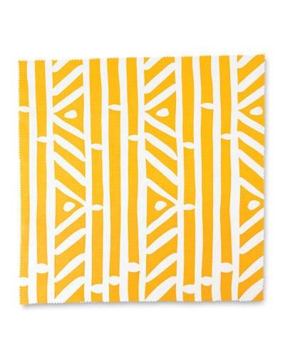 Candu linen-cotton by Quadrille; quadrillefabrics.com