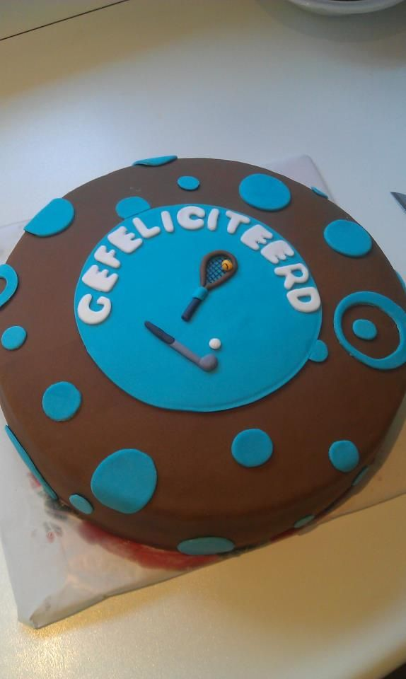Birthdaycake for a man