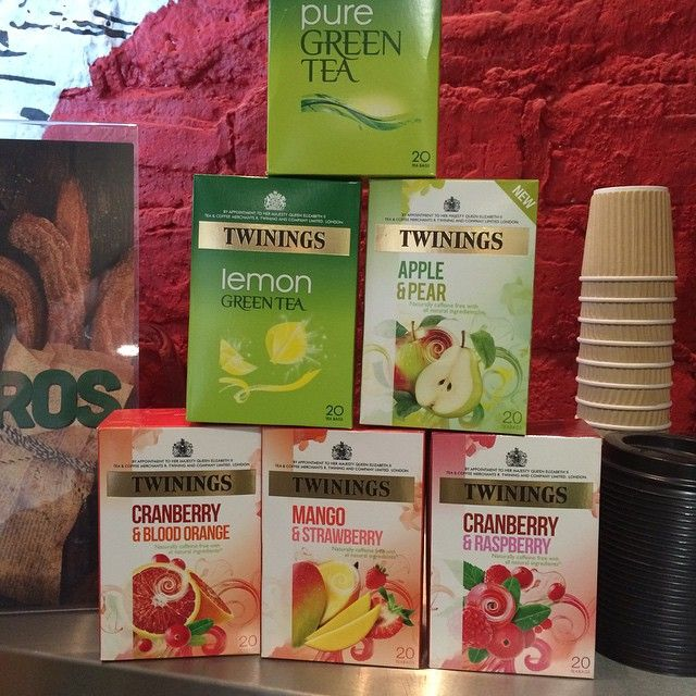 What's your flavour? Green tea, perfect for a healthy life style!