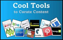 Cool Tools for 21st Century Learners: Cool Tools to Curate Content