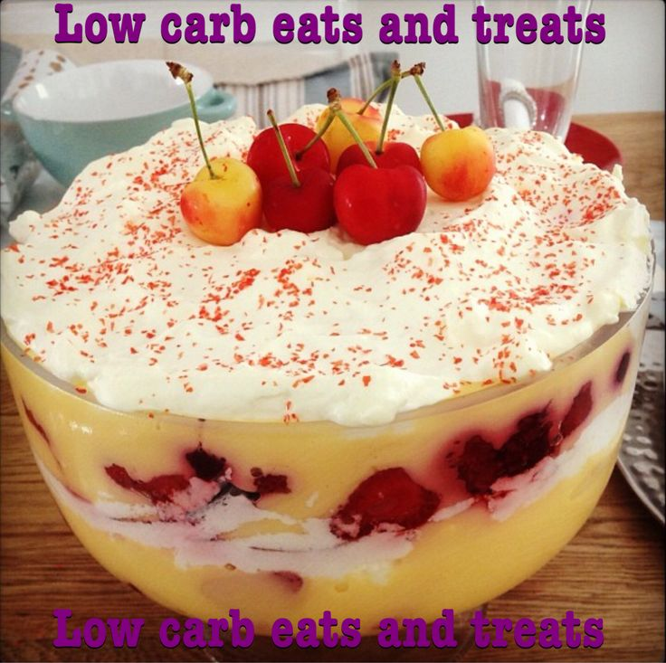 CREME ANGLAISE:  This recipe makes a little more than half a little. You might want to double up if you are making a big trifle (AS SHOW IN THE IMAGE I POSTED)  500 ml cream ( 2 tubs)/ 2 teaspoons vanilla extract OR. A vanilla bean, seeds scraped out./ 1/4-1/3 cup xylitol/ 5 x large egg yolks/ METHOD: ( Place a sieve/strainer over a glass bowl next to your stove.) Beat the egg yolks and xylitol until light and creamy. Heat the cream in a pot until small bubbles for around the inside walls of…