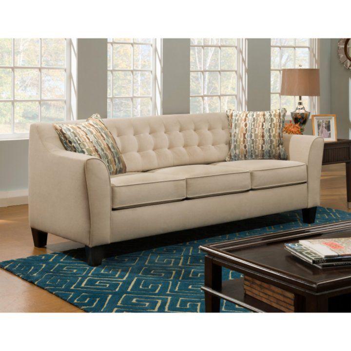 Chesterfield Tufted Back 3 Cushion Sofa Sam S Club Cushions On Sofa Sofa Modern Furniture Living Room #sams #living #room #furniture
