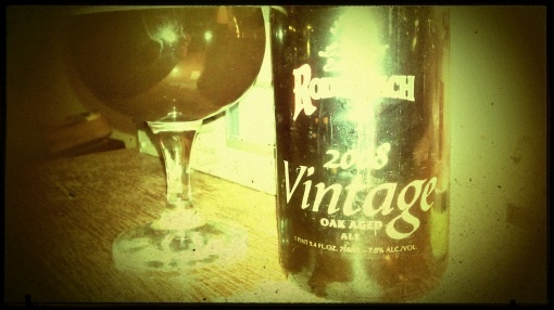 Rodenbach Vintage is one of the most perfected sour barrel aged beers in the world... perhaps even the universe.