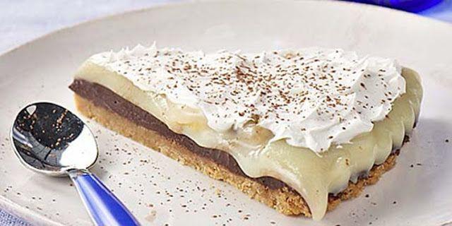 ΚΡΗΤΗ-channel: Γλυκό ψυγείου στο πι & φι με μπανάνα και μερέντα!!